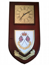 Army Careers Regimental Wall Plaque Clock